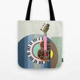 Music Theory II Tote Bag
