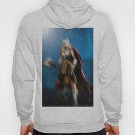 Thor, the Goddess of Thunder Hoody