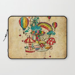 Funfair! Laptop Sleeve
