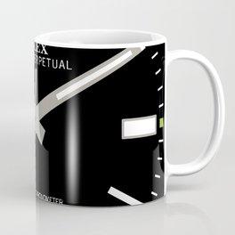 Rolex Oyster Perpetual - 114300 - Black Dial Coffee Mug