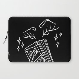 Cut the Check Laptop Sleeve