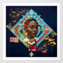 Thrive :: Fine Art Collage by jennylloyd
