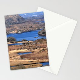 Ladies View Killarney National Park Stationery Cards