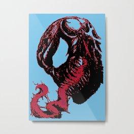 CarnageBlu Metal Print