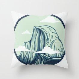 Half Dome Throw Pillow