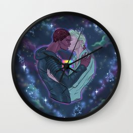 UniversAL Love Wall Clock