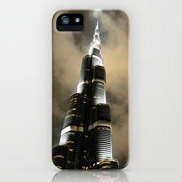 Burj Khalifa - Dubai iPhone Case