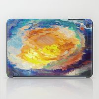 watercolour iPad Cases featuring WaterColour by MonsterBrown