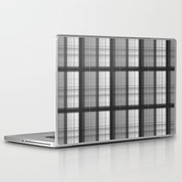 plaid Laptop & iPad Skins featuring Plaid by Jonna Ivin