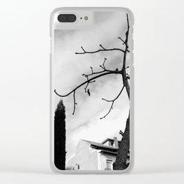 Muerte (paisaje involuntario) Clear iPhone Case