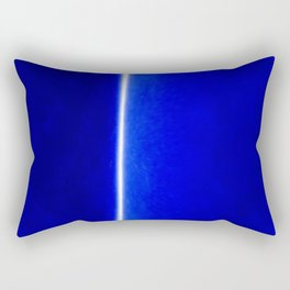 Photon Streak Rectangular Pillow