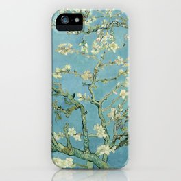 Almond Blossoms (Van Gogh) iPhone Case