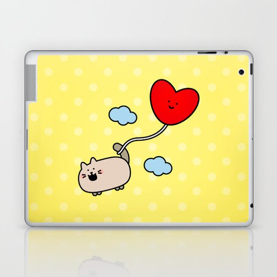 Kimmi's Love is 0n Cloud 9 Laptop & iPad Skin