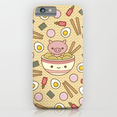 Pig-Chan Ramen Soak Slim Case iPhone 6