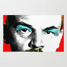 Ooh Mr Lenin - Red Rug
