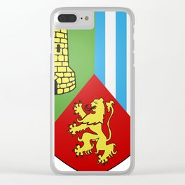 Sidi_Brahim_Coat of Arms_(French_Algeria) Clear iPhone Case