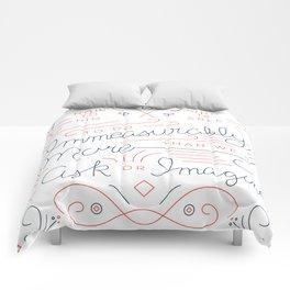 19/52: Ephesians 3:23 Comforters