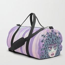 Itzpapalotl - Lady Butterfly Duffle Bag