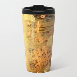 In Brightness Outside of the Cave Metal Travel Mug