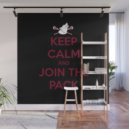 """Teen Wolf-""""Join the Pack"""" Wall Mural"""