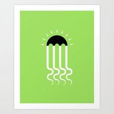ENCOUNTER - Jelly Art Print