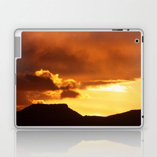 Sunrise April 12, 2012 Laptop & iPad Skin