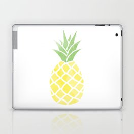 Watercolor Pineapple Laptop & iPad Skin