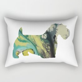 Sealyham terrier Rectangular Pillow