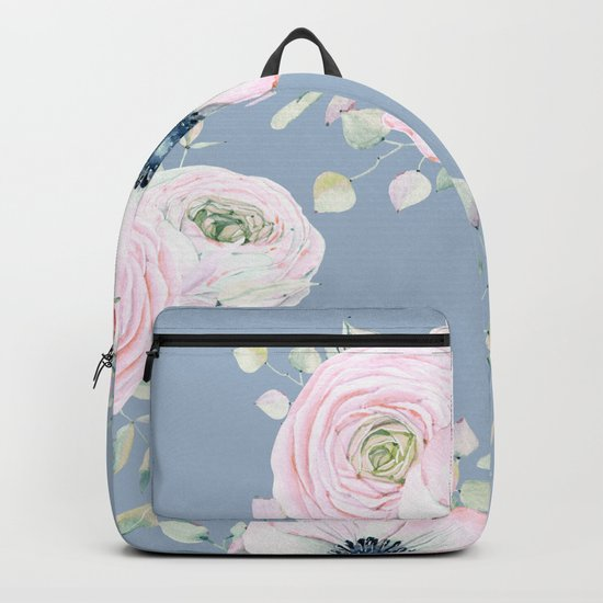Dog Roses #society6 #buyart Backpack