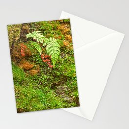Moss Hysteria Stationery Cards