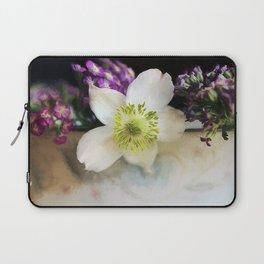 Summer Fragrance Laptop Sleeve
