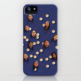 Happy girl #1 iPhone Case