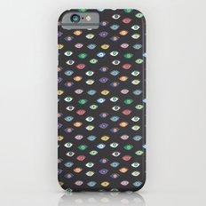 Eyez (Black) Slim Case iPhone 6