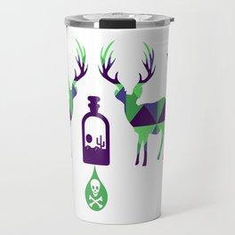 2 deers Travel Mug