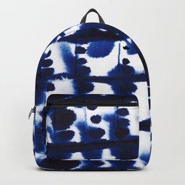 Parallel Indigo Backpack