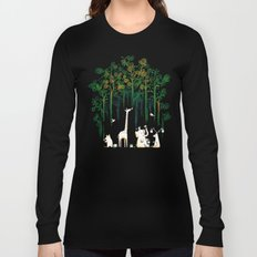 Re-paint the Forest Long Sleeve T-shirt