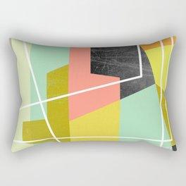 ColorBlock II Rectangular Pillow