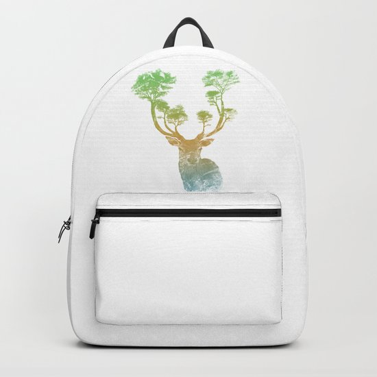 Summer Stag Backpack