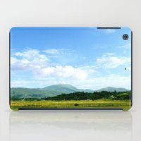 scotland iPad Cases featuring Highlands Scotland by seb mcnulty