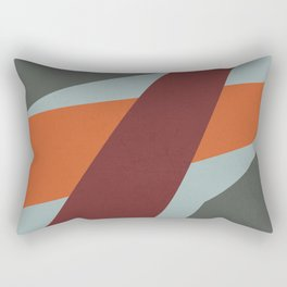 New Retro Geometric Design Rectangular Pillow