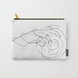 Swirl Hand Carry-All Pouch