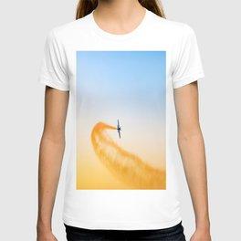 aeroplane airplane T-shirt
