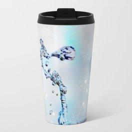 water art winter Travel Mug