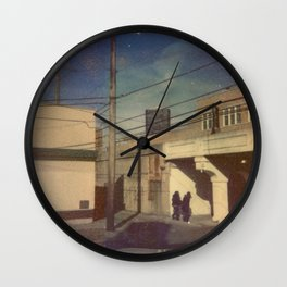 The Perfect Moment Small Wall Clock