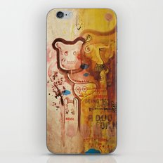 Why Does Jesus Have A Mexican Name iPhone & iPod Skin