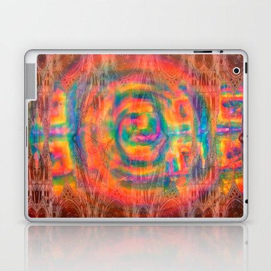 Tropical Storm Jam Laptop & iPad Skin