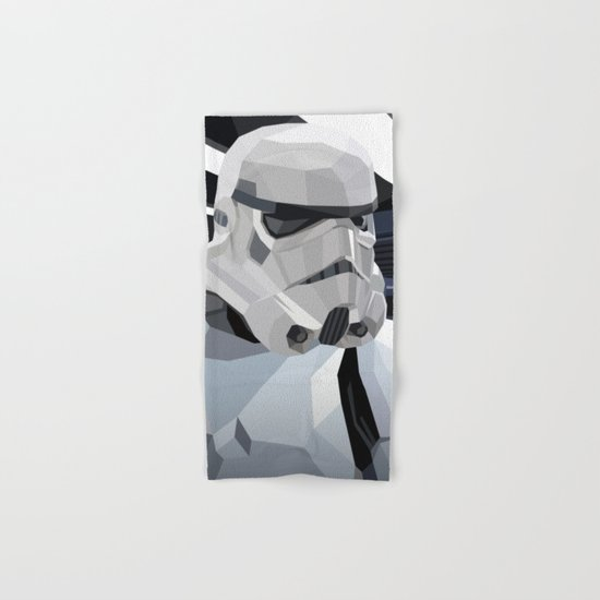 Stormtrooper Hand & Bath Towel