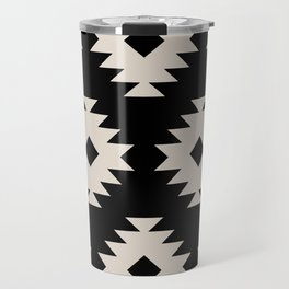 Southwestern Pattern 542 Travel Mug