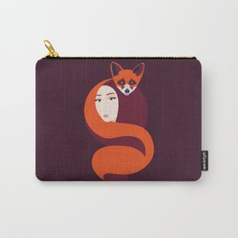 Magic Fox Carry-All Pouch