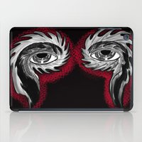 tool iPad Cases featuring Tool Aura by SnowVampire